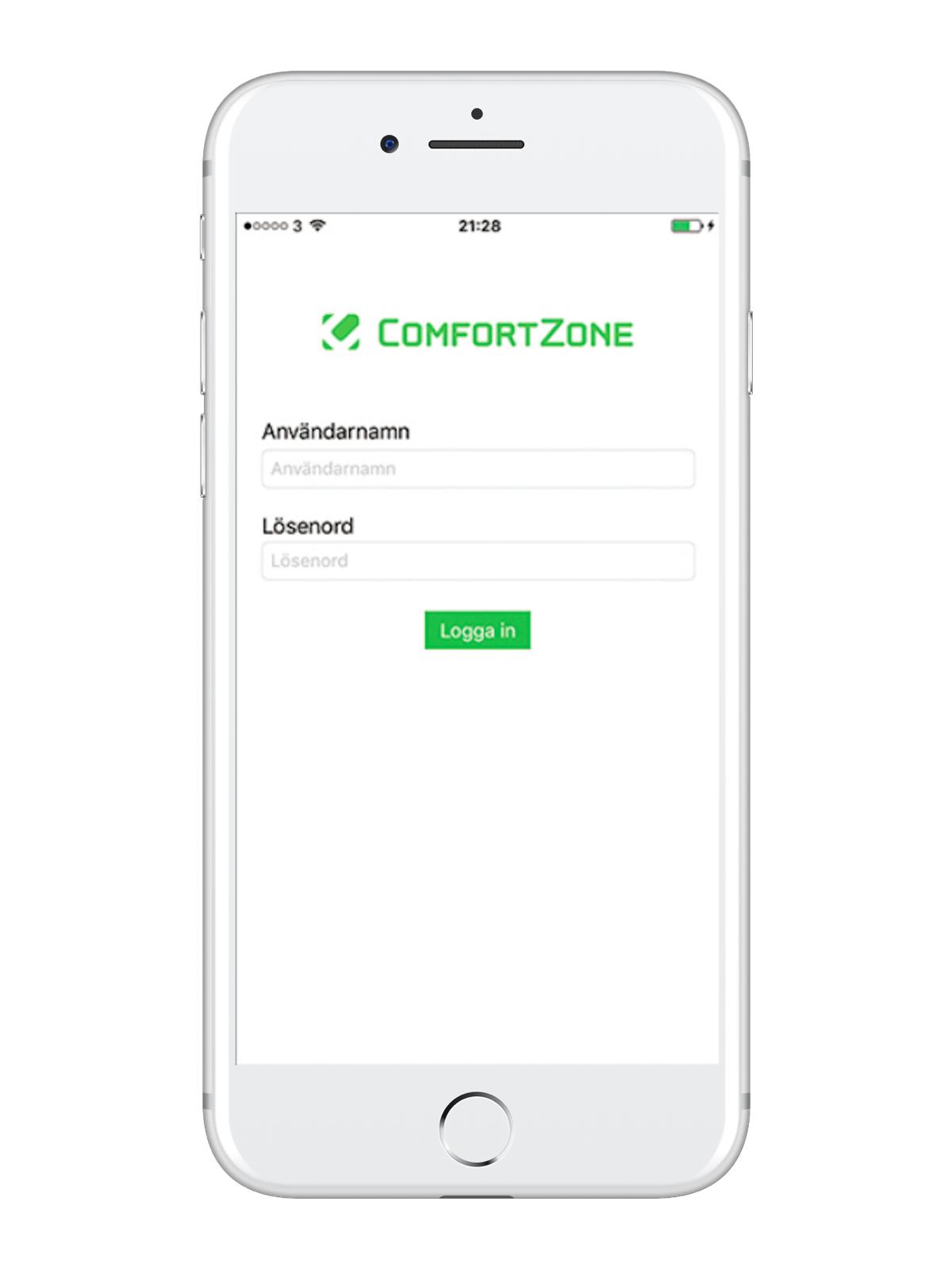 Comfortzone Online