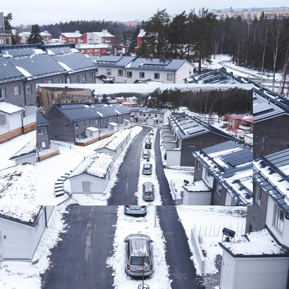 ComfortZone's in cooperation with Besqab Frånluftsvärmepump Referensprojekt