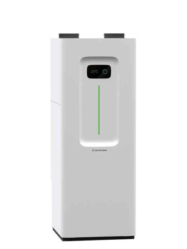 Exhaust air heat pump RX35L