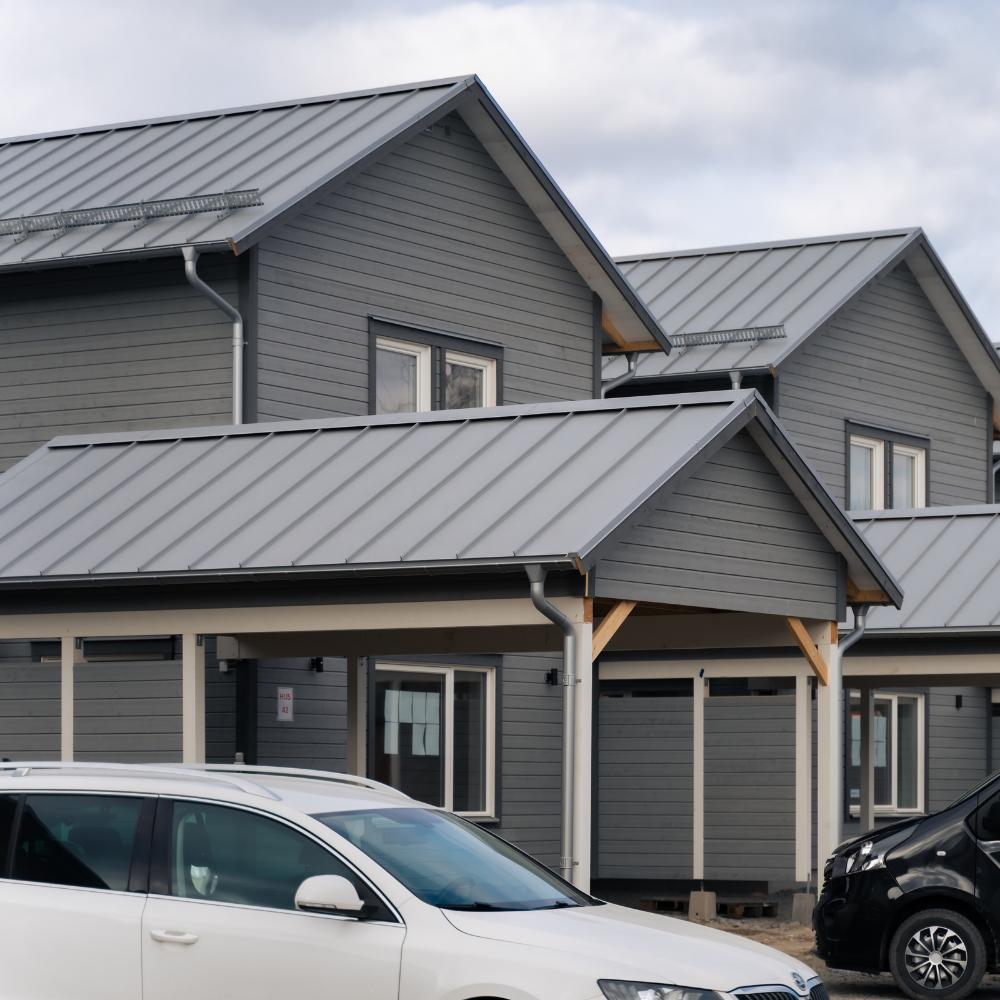 Västanfors hus – Turnkey contractor Frånluftsvärmepump Referensprojekt